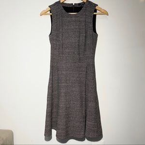 Madewell Fit & Flare Knit Dress 0